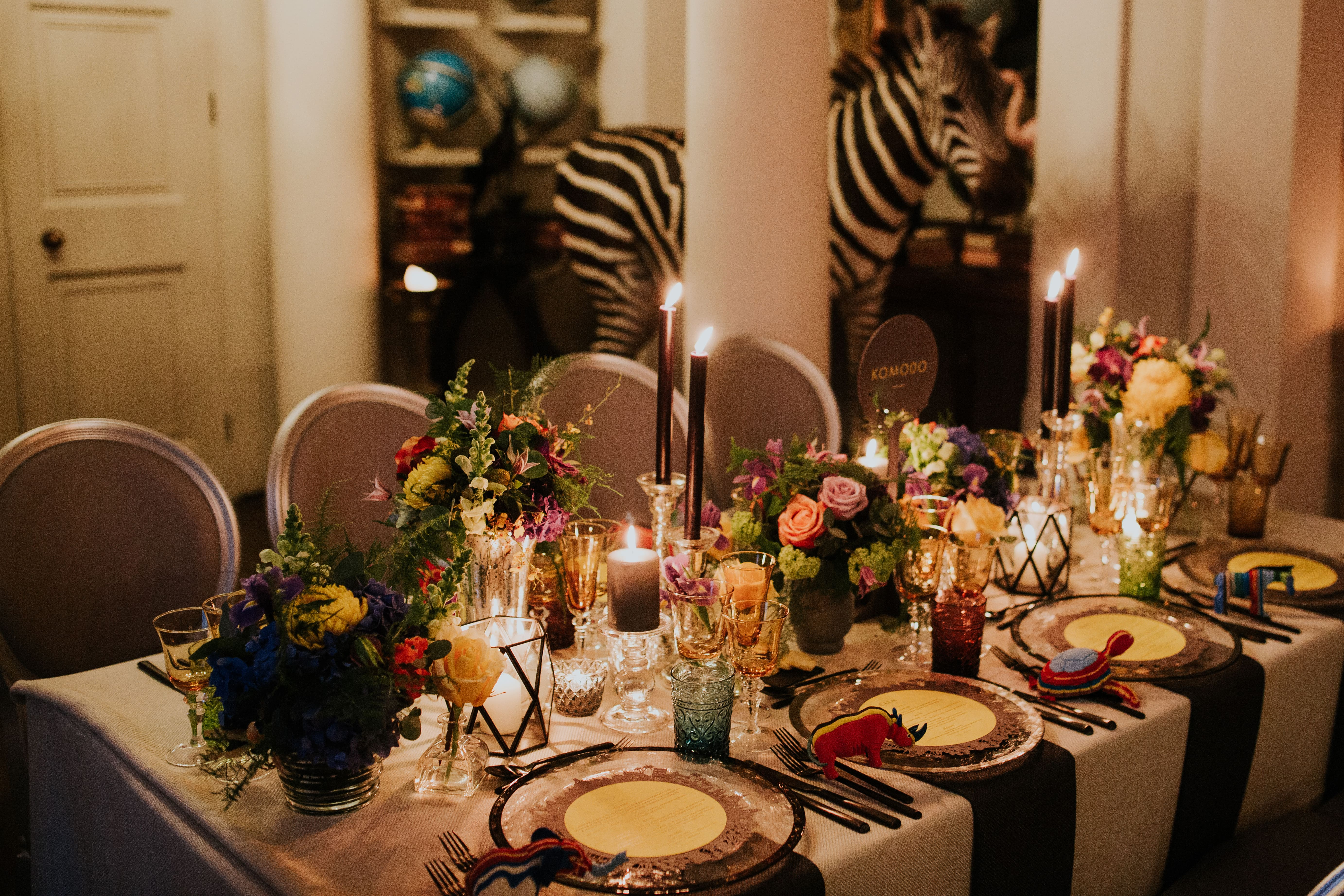 Adding all those little floral finishing touches not only make a fabulous first impression but leave lasting memories for you and your guests.
