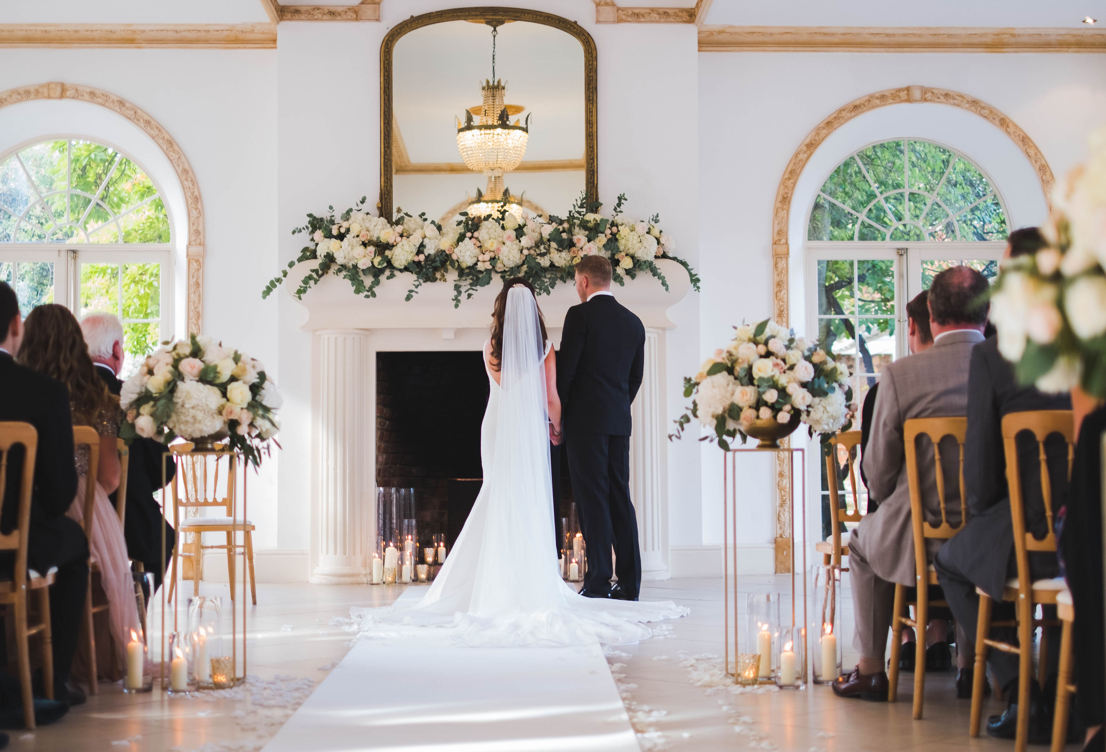 Here at White Lilac Flowers, our flower styling experts appreciate that choosing flowers at your wedding is a big decision. Click to read more.