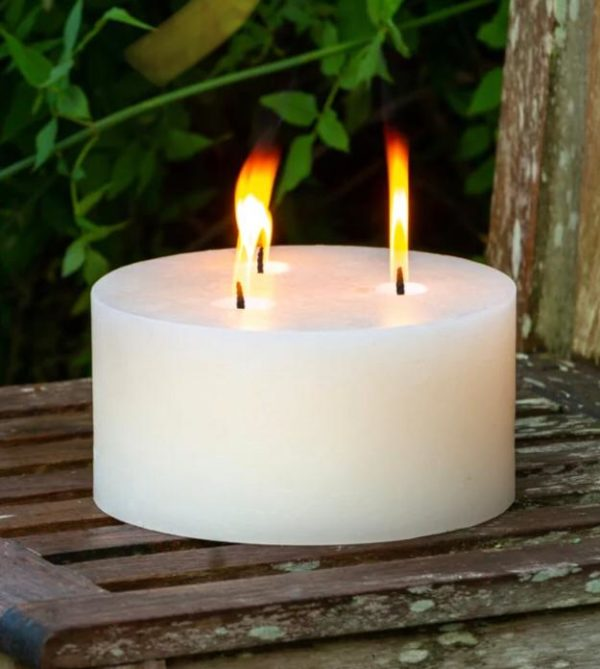 Three Wick Candle