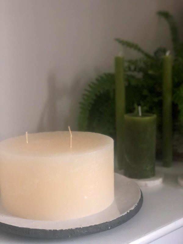 Three Wick Candle
