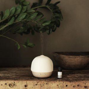 Aromatherapy Diffuser Lamp